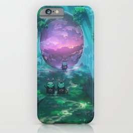 Dawn Egg iPhone Case