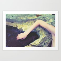 We Held The Summer In Our Hearts Art Print