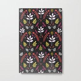 floral no. 1 Metal Print