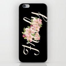 Freely iPhone & iPod Skin
