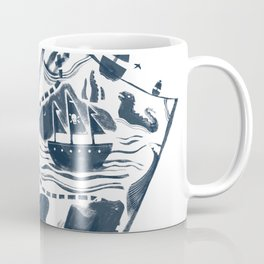 A Vivid Imagination Coffee Mug