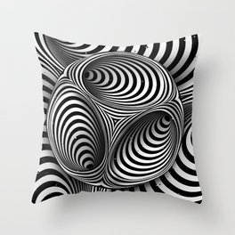 A Brief History of Time Throw Pillow
