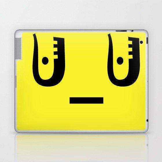 Ah Laptop & iPad Skin