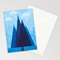 Mountain Road Stationery Cards