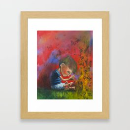 Suenos (Dreams) Framed Art Print