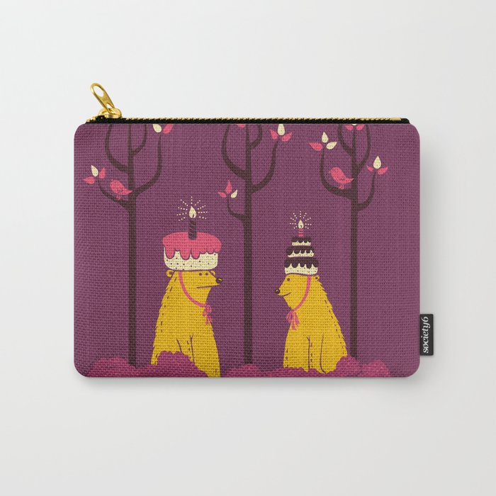 Do You Like My Hat? Carry-All Pouch