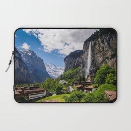 Lauterbrunnen Laptop Sleeve
