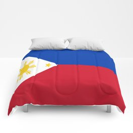 Flag of the Philippines Comforters