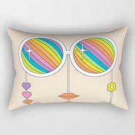 Stardust Shades Rectangular Pillow