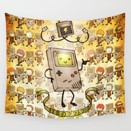 The Social Network Wall Tapestry