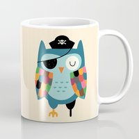captain Mugs featuring Captain Whooo by Andy Westface