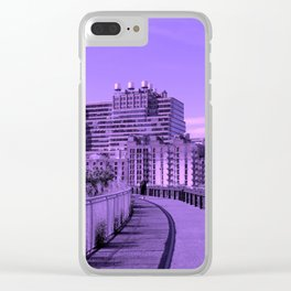 NYC High Line Clear iPhone Case