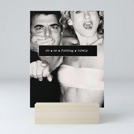 Sex The City Mini Art Print