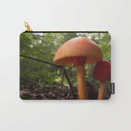 Two Mushrooms Carry-All Pouch