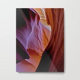 Lower Antelope Canyon, Az Metal Print