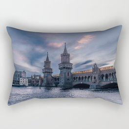 Oberbaumbrücke Rectangular Pillow