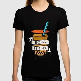 Boba Tea Ranking List T-shirt