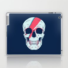Bowie Skull Laptop & iPad Skin