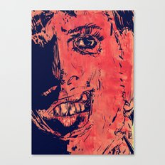 Icons: Leatherface Canvas Print