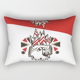 Ho Ho Ho !! Rectangular Pillow