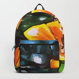 Perfect Poppies Backpack
