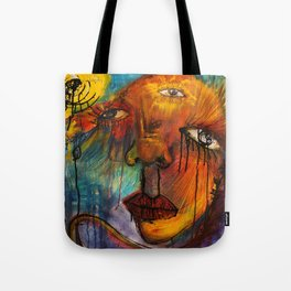 We Are All Healers Tote Bag
