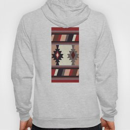 American Native Pattern No. 61 Hoody
