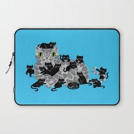 Kitten Litter Laptop Sleeve