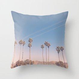Cali Life, No. 3 Throw Pillow