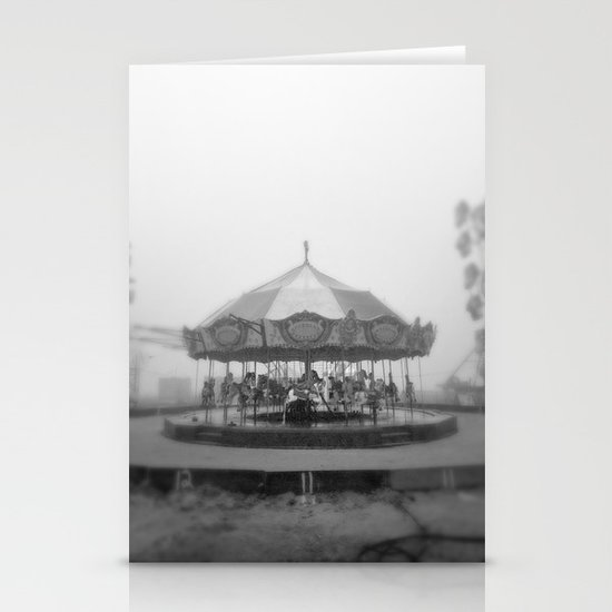 Silent Beach Park Stationery Cards
