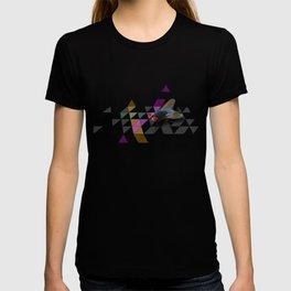 Geometric Housefly T-shirt