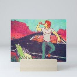 I-15 Mini Art Print