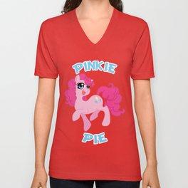 MLP FiM: Pinkie Pie Unisex V-Neck