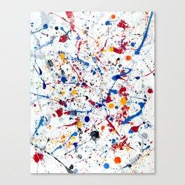 Exhilaration Canvas Print