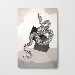 """Drawn to Scale"" by Murray Bolesta Metal Print"