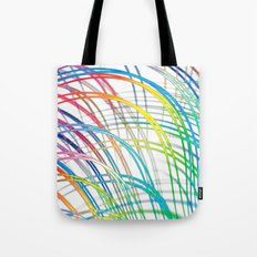 i'm a real wired one Tote Bag
