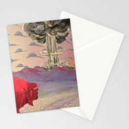 Oppenheimer to O'keefe Stationery Cards