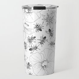 Honeybees and co. Travel Mug