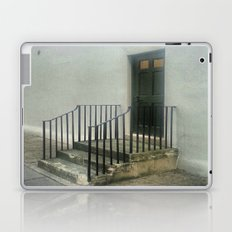 Knock Knock Who's There Laptop & iPad Skin