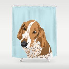 Gus Head Shower Curtain