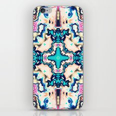 Quadrants of Color iPhone & iPod Skin