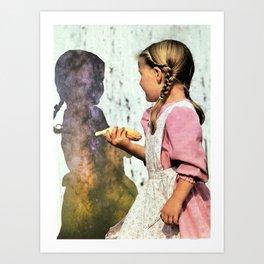 Children of the Corn Art Print