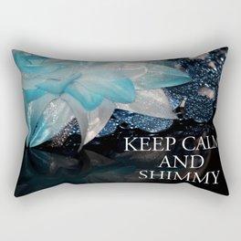 Belly dance quotes Rectangular Pillow
