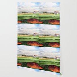 Royal Dornoch Golf Course 18th Hole Wallpaper