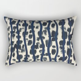 Birch Wood Rectangular Pillow