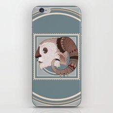 yeti iPhone & iPod Skin