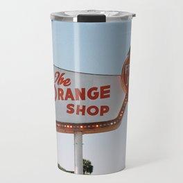The Orange Shop Travel Mug