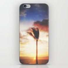 Through The Palm iPhone & iPod Skin