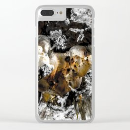 unattainable Clear iPhone Case