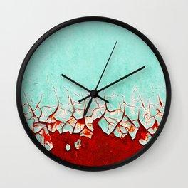 Rust Wall Clock